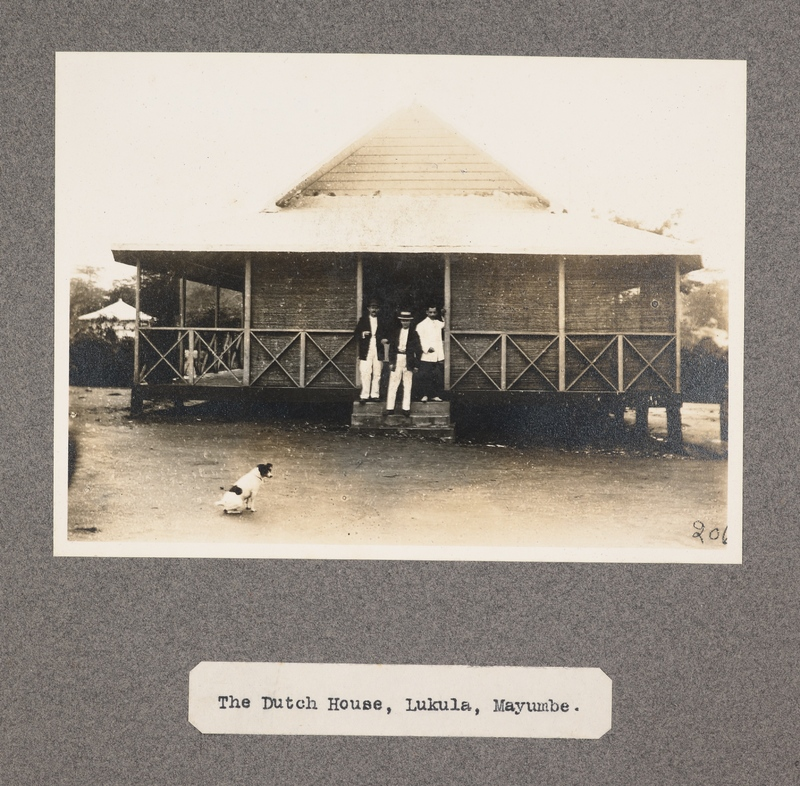 The Dutch House, Lukula, Mayumbe