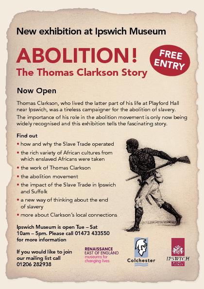 Abolition! The Thomas Clarkson Story