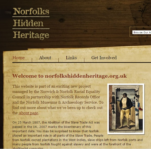Norfolk's Hidden Heritage