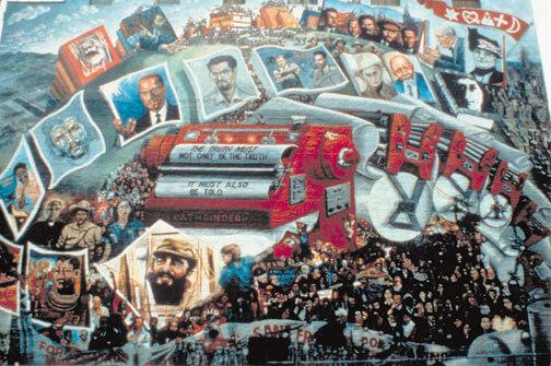 Pathfinder Mural