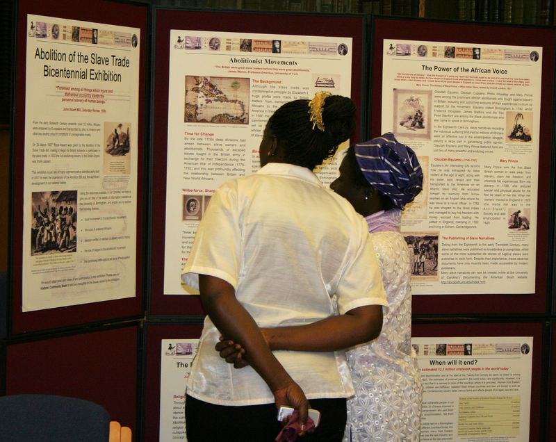 Abolition of the Slave Trade Bicentennial Exhibition