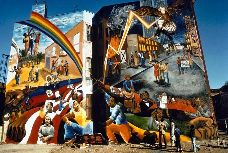 Douglass Street Mural