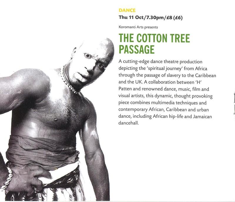 The Cotton Tree Passage