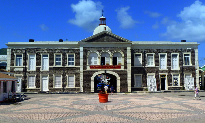 The National Museum of St Kitts