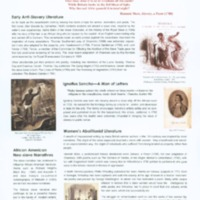 2007 Birmingham University Special Collections Exhibition Panels Slavery and Literature.pdf