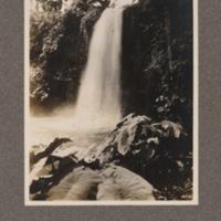 Falls on a Roça in San Thomé