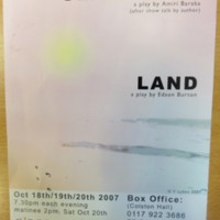 2007 Slave Ship and Land poster.jpg