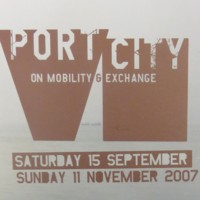 Port City: On Exchange and Mobility