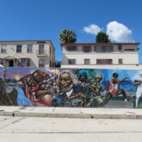The Crenshaw Wall