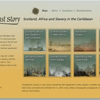 A North East Story: Scotland, Africa and Slavery in the Caribbean