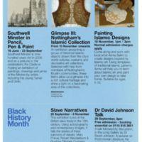 2007 Nottingham Castle What's on Slave Narratives.jpg