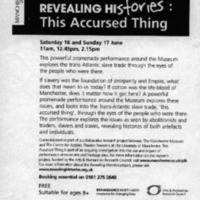 2007 Revealing Histories Manchester Museum This Accursed Thing.pdf