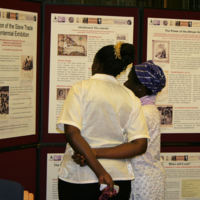 2007 Birmingham Special Collections Exhibition Photo 1.jpg