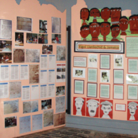 2007 Penrhyn Castle exhibition community and school stands.jpg