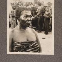 Kasai woman