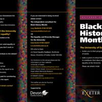 2007 Exeter University Black History Month.pdf