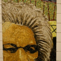 Christopher Wynter, Migrations, Glass Mosaic in New York Subway, 110th St at Cathedral Parkway, 1999 (2).jpg