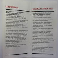 2007 Mayor of London Events Guide Conference and Seminar.jpg