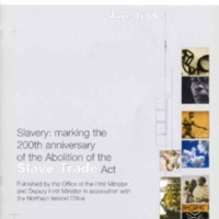 Slavery: marking the 200th anniversary of the Abolition of the Slave Trade Act