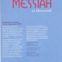 2007 Harewood Carnival Messiah Leaflet.jpg