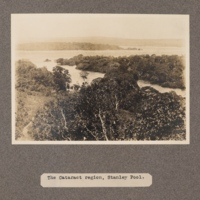 The Cataract region, Stanley Pool