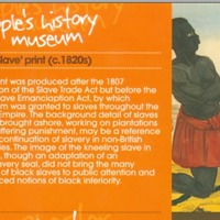 2007 Revealing Histories Peoples History Museum Extract from brochure.png