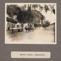 Street scene, Benguella