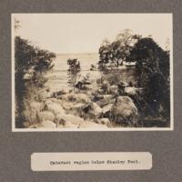 Cataract region below Stanley Pool