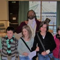 2007 Hidden History of the Dales Joe Williams as Equiano.jpg