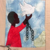 The Abolition of Slavery Quilt