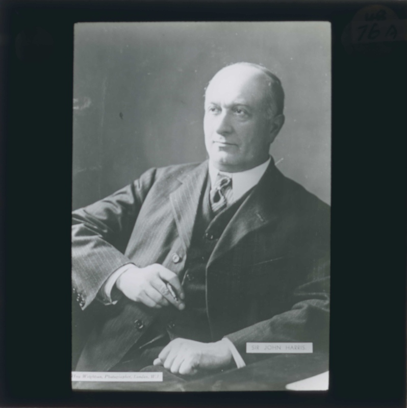 Rev. John Harris