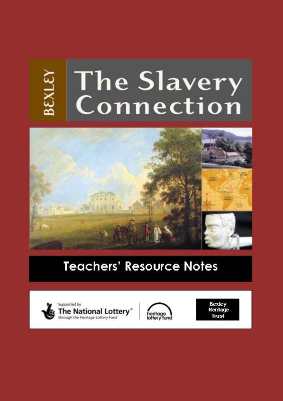 Bexley: The Slavery Connection