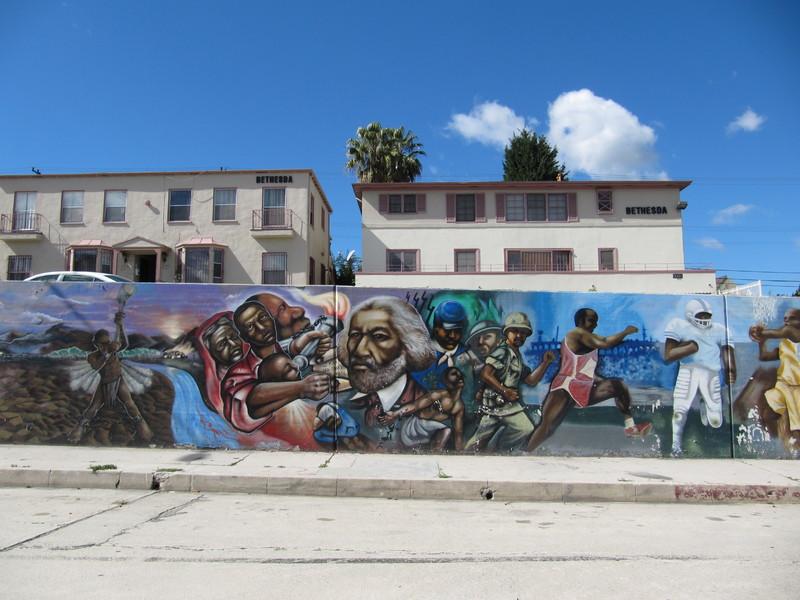 The Crenshaw Wall