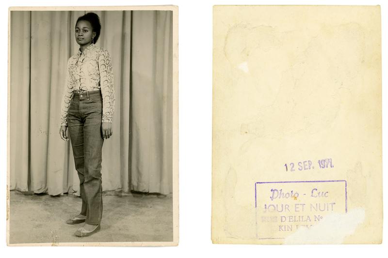 Julienne Ledi Oniumbe, Photo Luc, 1971