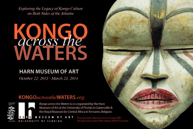 Kongo Across the Waters, Princeton Art Museum (25 October 2014 - 25 January 2015)