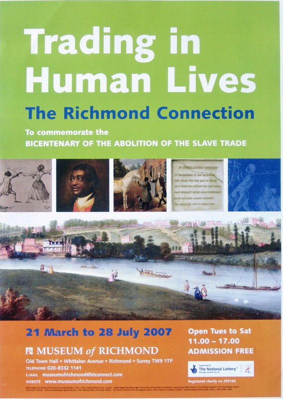 Trading in Lives: The Richmond Connection