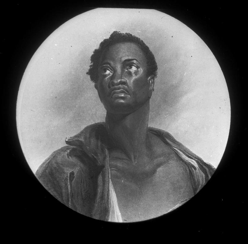Head of a Man by John Simpson