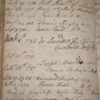 Book of Strange Preachers Clarkson entry.JPG