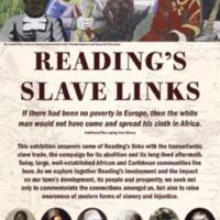 Reading's Slave Links