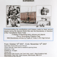 2007 Manchester Wartime Black History 01.jpg