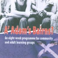 2007 A' Adam's Bairns Learning Programme.pdf
