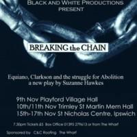 2007 Breaking the Chain poster.JPG