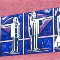 Cramton Auditorium Mural