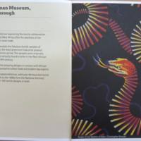 2007 Remembering Slavery Dorman Museum Info.JPG