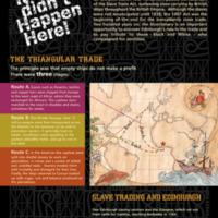 It Didn't Happen Here! Edinburgh's Links in the Trans-Atlantic Slave Trade